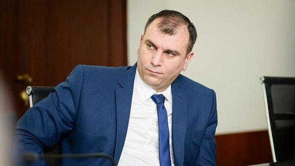 Ираклий Мукниашвили - Sputnik Грузия