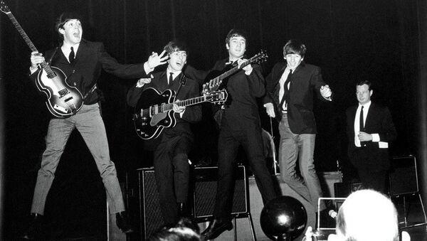 The Beatles - Sputnik საქართველო