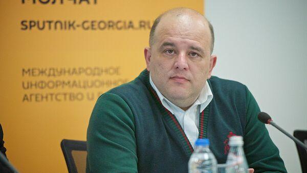 Политолог и эксперт Вахтанг Маисая - Sputnik Грузия