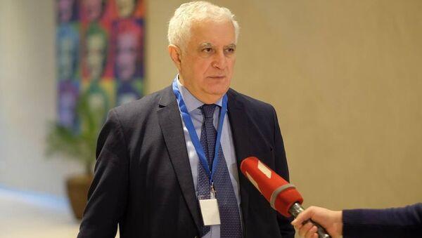 Амиран Гамкрелидзе - Sputnik Грузия