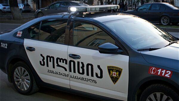 საპატრულო პოლიციის მანქანა - Sputnik საქართველო