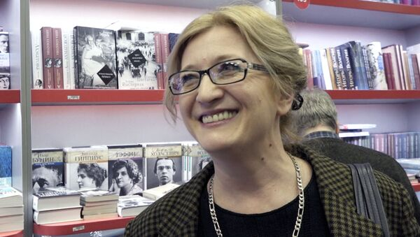 Нина Шадури-Зардалишвили - Sputnik Грузия