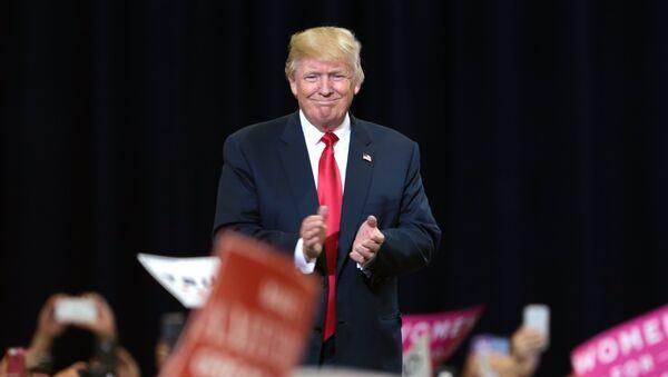 აშშ-ის პრეზიდენტი დონალდ ტრამპი - Sputnik საქართველო