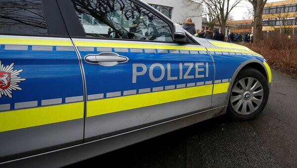 Машина немецкой полиции - Sputnik Грузия