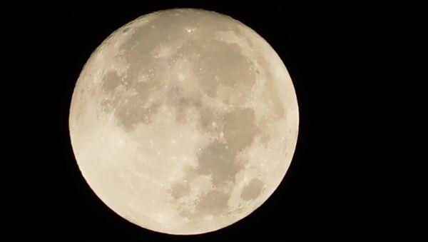 Какой видели кровавую луну жители разных стран мира - Sputnik Грузия