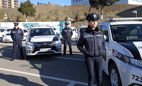 Реформа патрульной полиции наряду с криминальной и пограничной полицией является одним из главных приоритетов министерства внутренних дел Грузии в 2018 году - Sputnik Грузия