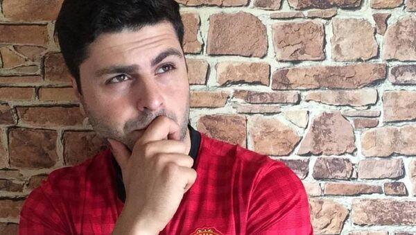 Михаил Егиков - Sputnik Грузия