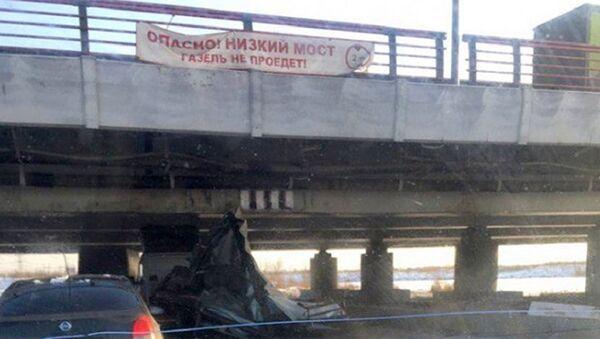Мост глупости в Санкт-Петербурге - Sputnik Грузия