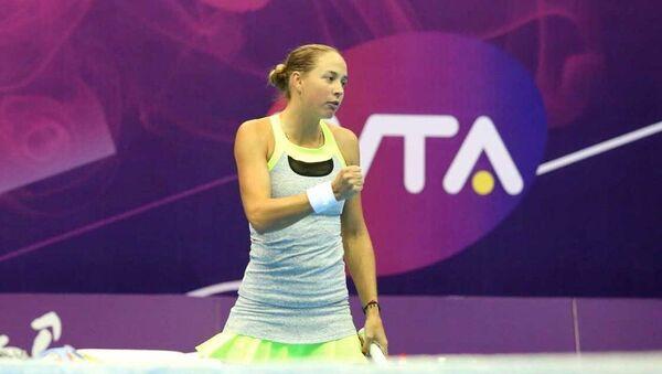 Грузинская теннисистка Оксана Калашникова - Sputnik Грузия