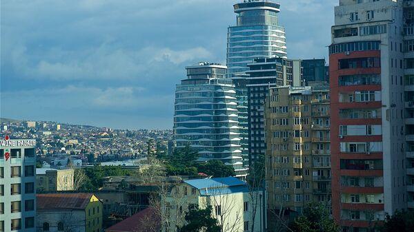 Элитный комплекс King David и новостройки в Тбилиси - Sputnik Грузия