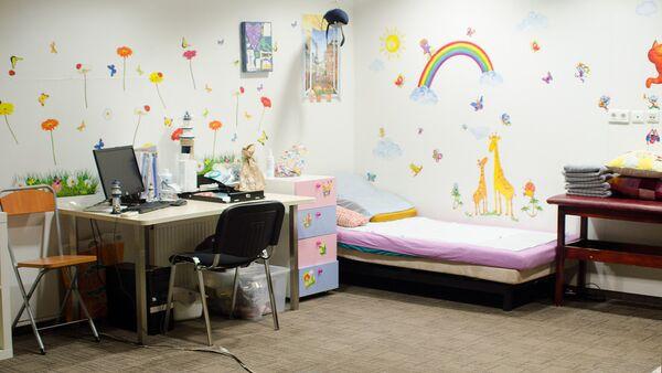 Комнаты для приема в детском хосписе Дом с маяком - Sputnik Грузия