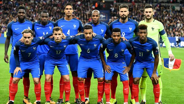 Сборная Франции по футболу - Sputnik Грузия
