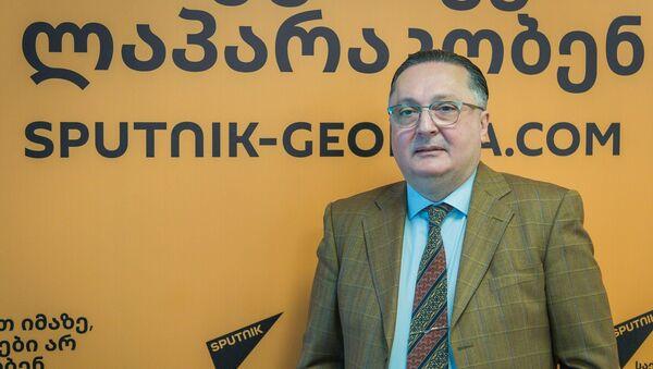 Арно Хидирбегишвили - Sputnik Грузия