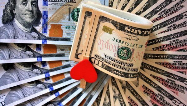 ამერიკული დოლარი - Sputnik საქართველო