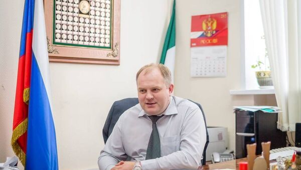 Александр Шатилов - Sputnik Грузия