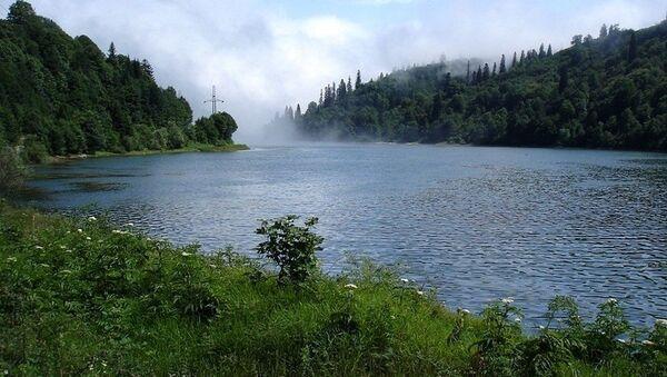 Озеро Шаори  - Sputnik Грузия