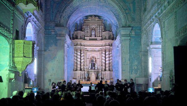 Фестиваль World & Sacred Music KETEVAN - Sputnik Грузия