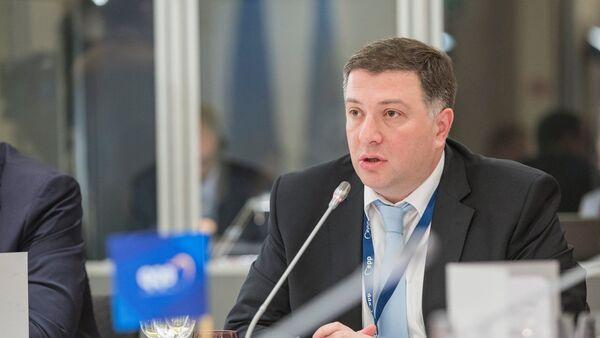 Один из лидеров партии Европейская Грузия – движение за свободу Гиги Угулава  - Sputnik Грузия
