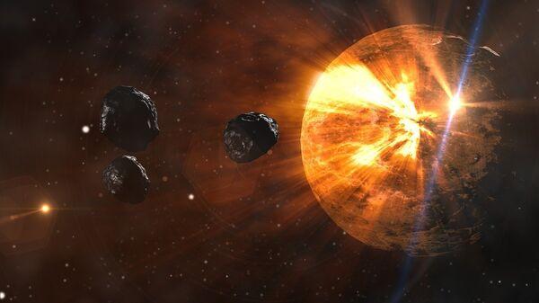ასტეროიდები - Sputnik საქართველო