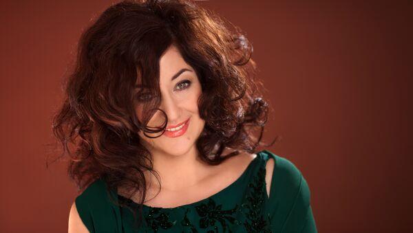 Известная грузинская певица Тамара Гвердцители - Sputnik Грузия