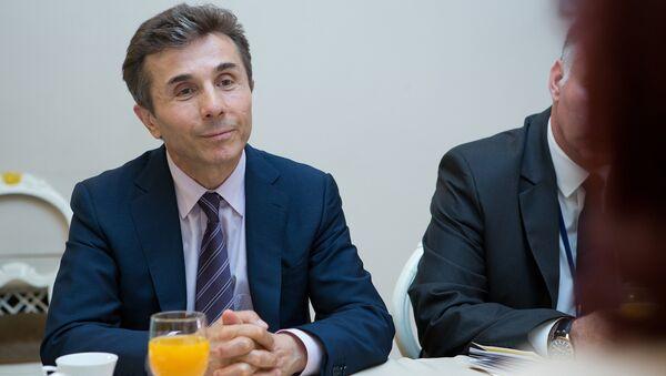 Общественный и политический деятель Бидзина Иванишвили - Sputnik Грузия