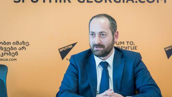 Давид Цецхладзе - Sputnik Грузия