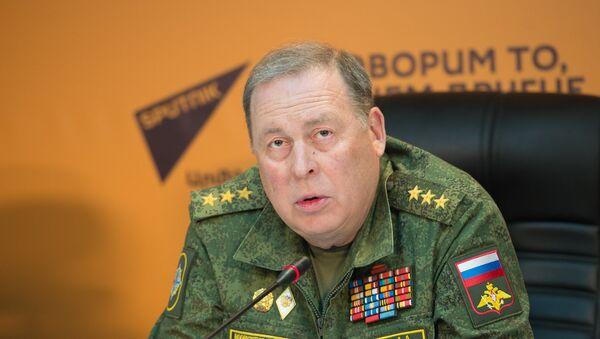 Генерал-полковник Анатолий Сидоров - Sputnik Грузия