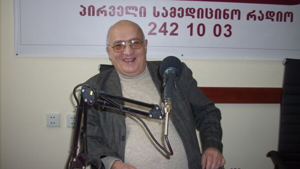 არჩილ ბაქრაძე - Sputnik საქართველო