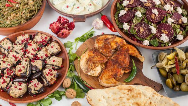 ქართული სამზარეულოს კერძები - Sputnik საქართველო