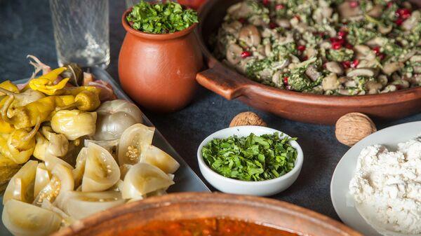 Блюда грузинской кухни - Sputnik Грузия