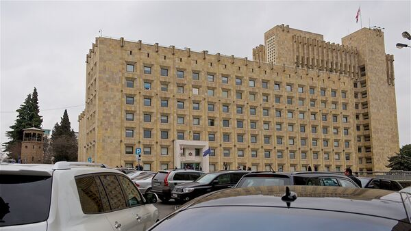 კანცელარიის შენობა - Sputnik საქართველო