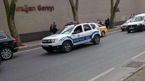 Автомобиль патрульной полиции Турции - Sputnik Грузия