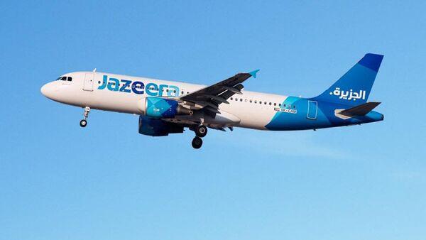 Самолет авиакомпании Jazeera Airways - Sputnik Грузия