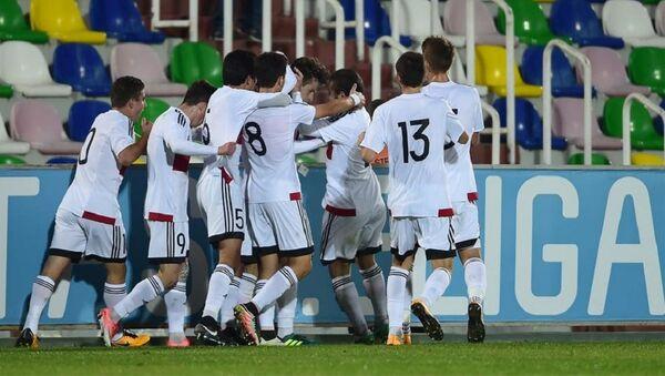 Юношеская сборная Грузии по футболу - Sputnik Грузия