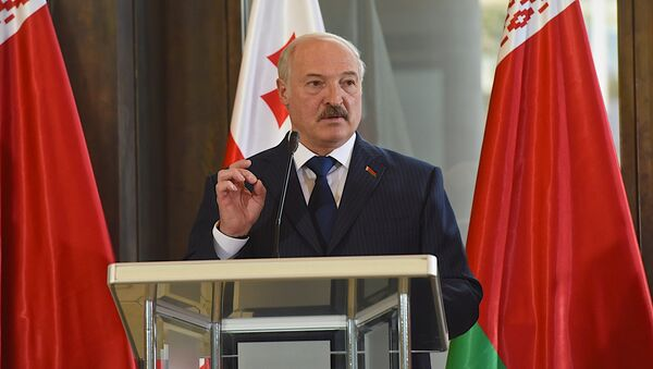Президент Беларуси Александр Лукашенко - Sputnik Грузия