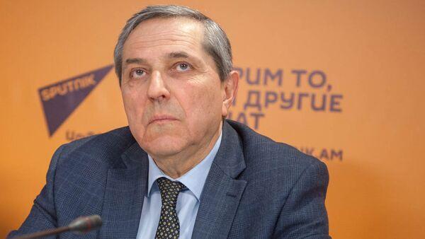 Видеомост Что подскажут армянские атомщики белорусским коллегам? - Sputnik Грузия