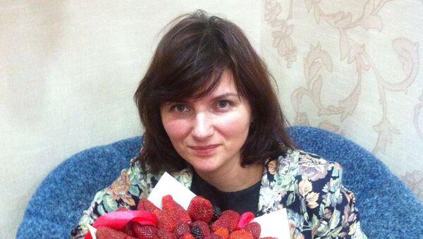 Татьяна Дарсалия - Sputnik Грузия