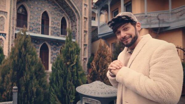 Ведущий телеканала МУЗ-ТВ Андрей Разыграев в Грузии - Sputnik Грузия