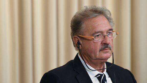 Министр иностранных дел Люксембурга Жан Ассельборн - Sputnik Грузия