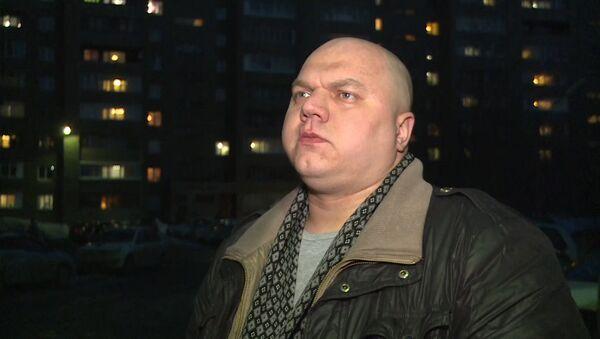 Комментарий очевидца, спасшегося из пожара в ТЦ Зимняя вишня - Sputnik Грузия