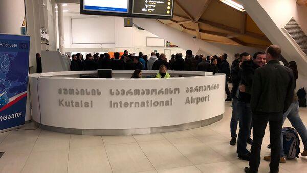 ქუთაისის აეროპორტი - Sputnik საქართველო