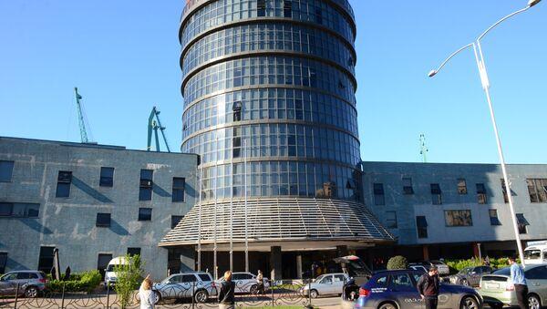 ბათუმის პორტის ადმინისტრაციის შენობა - Sputnik საქართველო