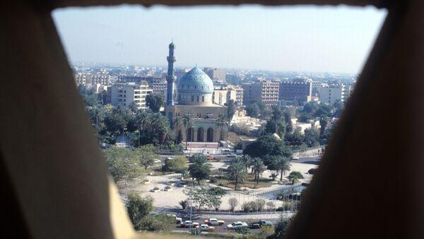 Ирак. Архивное фото - Sputnik Грузия