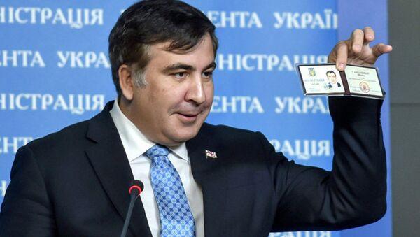 მიხეილ სააკაშვილი - Sputnik საქართველო
