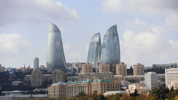 Города мира. Баку - Sputnik Грузия