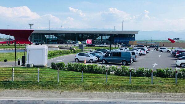 Международный аэропорт Кутаиси - Sputnik Грузия