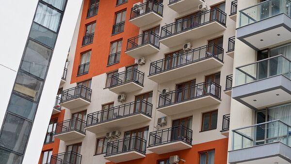 Квартиры в новом многоэтажном жилом доме - Sputnik Грузия