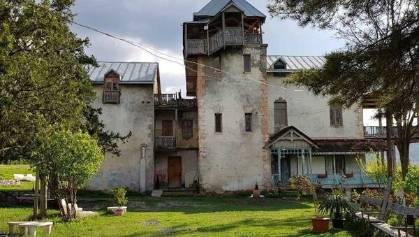 Art Villa Garikula - Sputnik Грузия