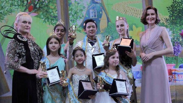 """მეორე საერთაშორისო საბავშვო ფესტივალი """"მსოფლიოს საუკეთესო პრინცი და პრინცესა"""" - Sputnik საქართველო"""