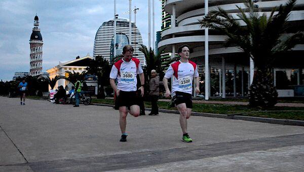 The Great Batumi Night Race მარათონი - Sputnik საქართველო
